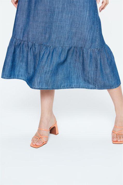 Vestido-Jeans-Midi-Franzido-Soltinho-Detalhe-1--
