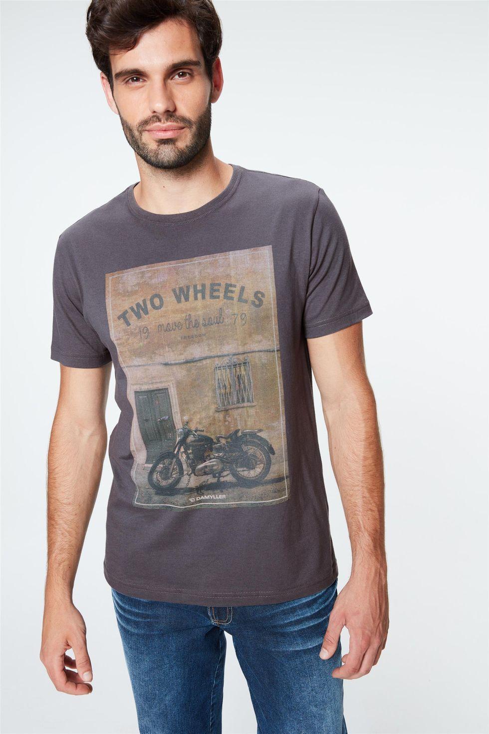Camiseta-Estampa-Two-Wheels-Masculina-Frente--