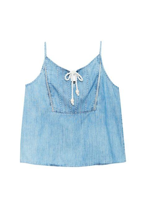 Blusa-Jeans-de-Alca-com-Bordado-Detalhe-Still--