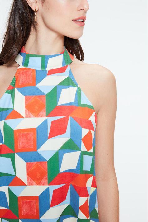 Vestido-Mini-Estampa-Geometrica-Colorida-Detalhe--