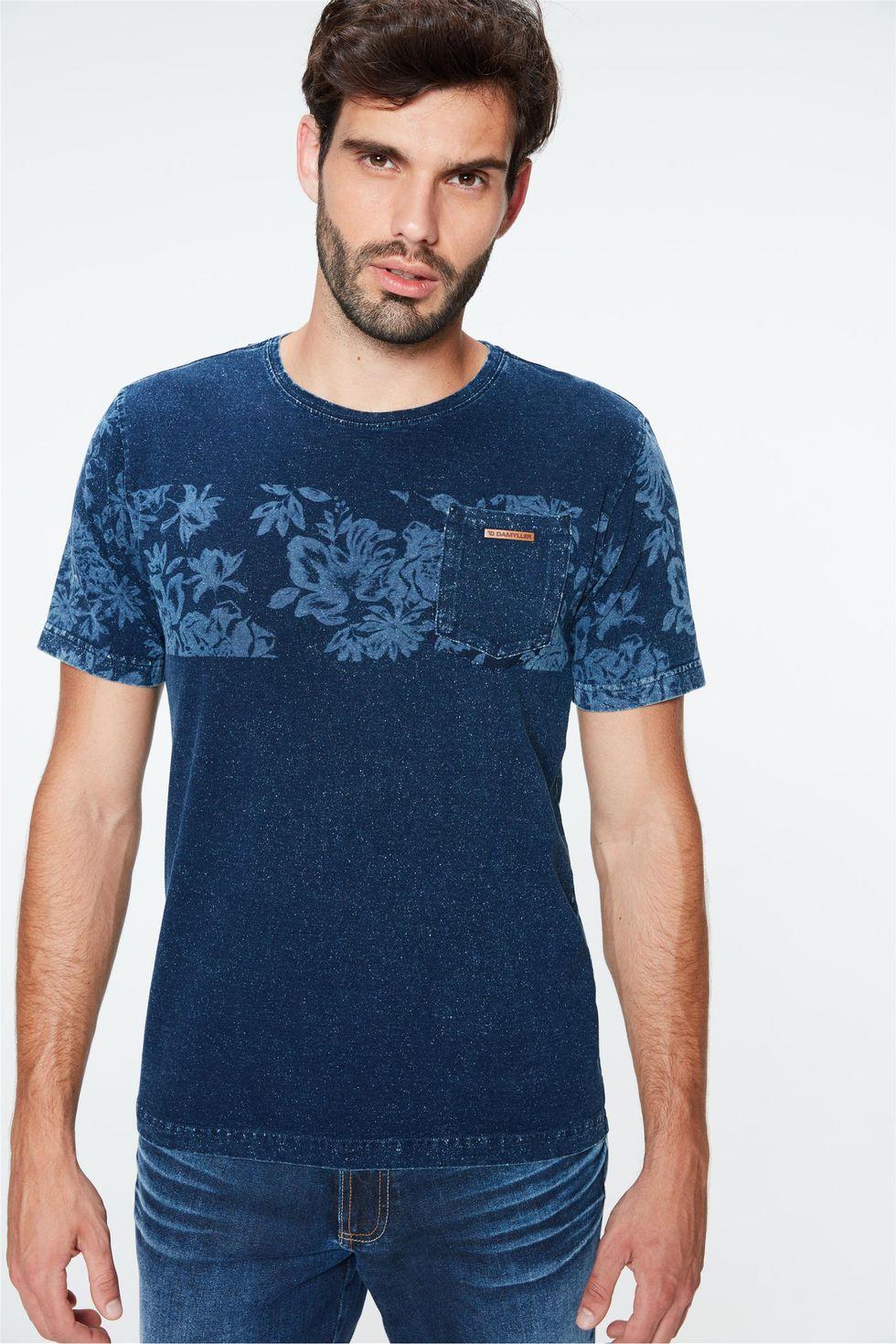 Camiseta-de-Malha-Denim-com-Estampa-Frente--