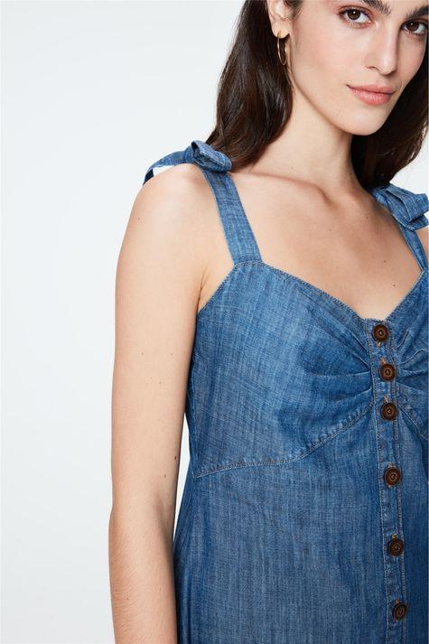 Vestido-Jeans-Medio-com-Botoes-Detalhe--