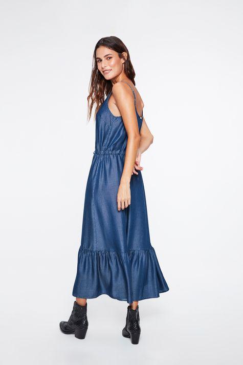 Vestido-Jeans-Midi-Franzido-na-Cintura-Detalhe--