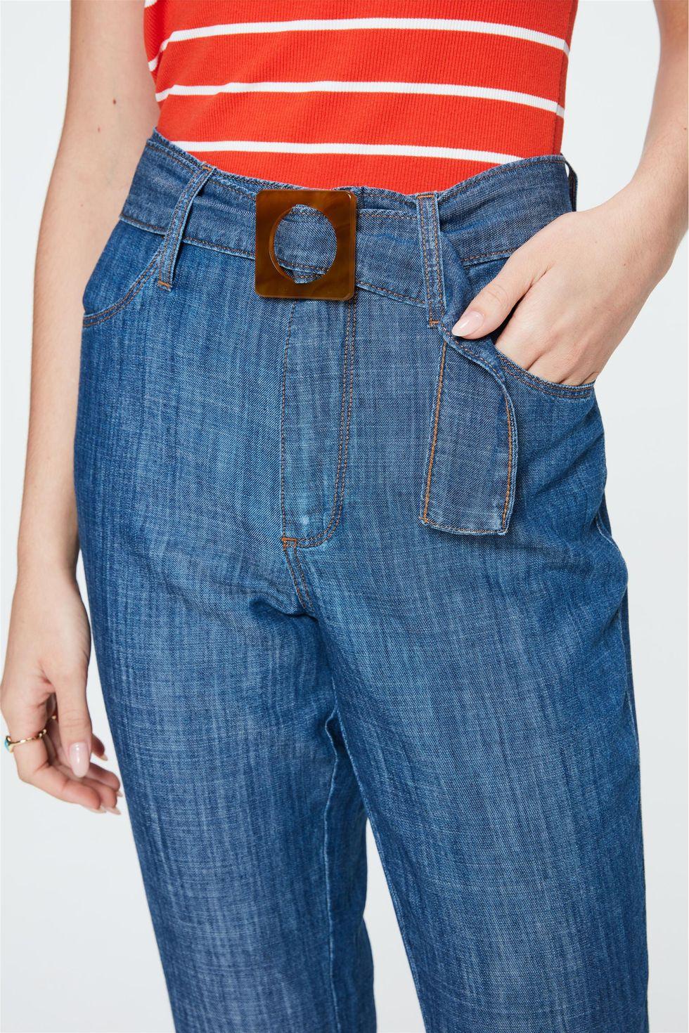 Calca-Jeans-Alfaiataria-de-Cintura-Alta-Frente--