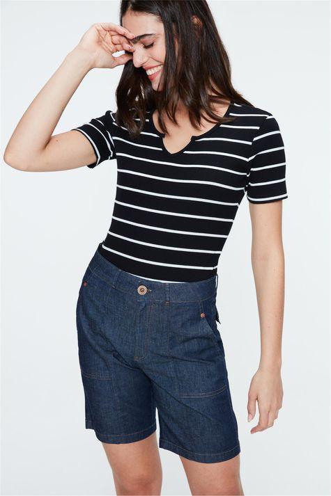 Bermuda-Jeans-Justa-Cintura-Alta-Frente--