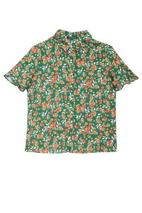 Camisa-Estampada-Floral-Feminina-Detalhe-Still--