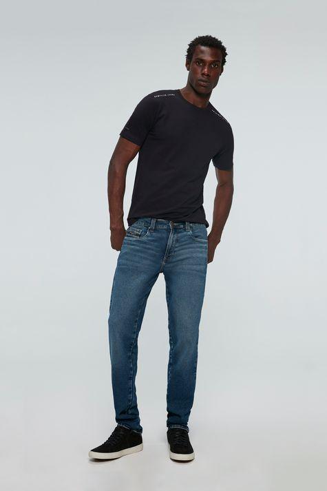 Calca-Jeans-Azul-Escuro-Slim-Masculina-Detalhe-2--