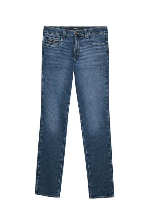 Calca-Jeans-Azul-Escuro-Slim-Masculina-Detalhe-Still--