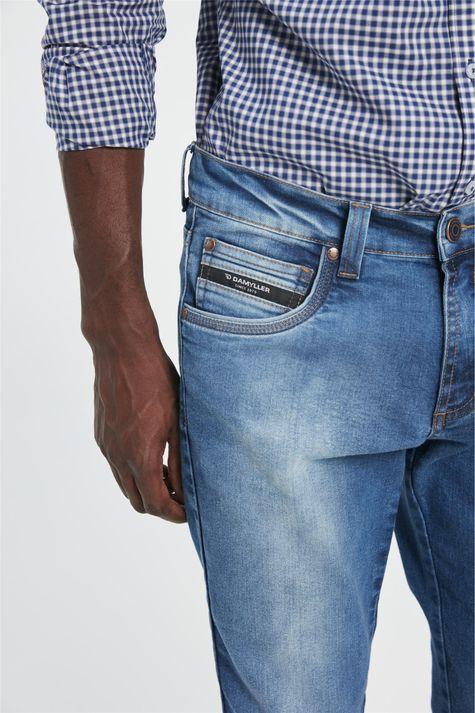 Calca-Jeans-Azul-Medio-Skinny-Masculina-Frente--