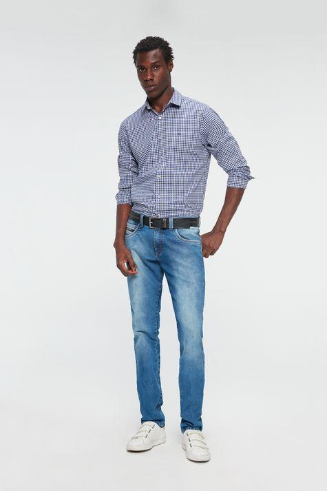 Calca-Jeans-Azul-Medio-Skinny-Masculina-Detalhe-2--