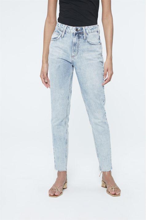 Calca-Jeans-Azul-Claro-Mom-Feminina-Costas--