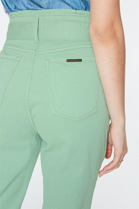 Calca-Clochard-Cropped-Verde-Claro-Detalhe-1--