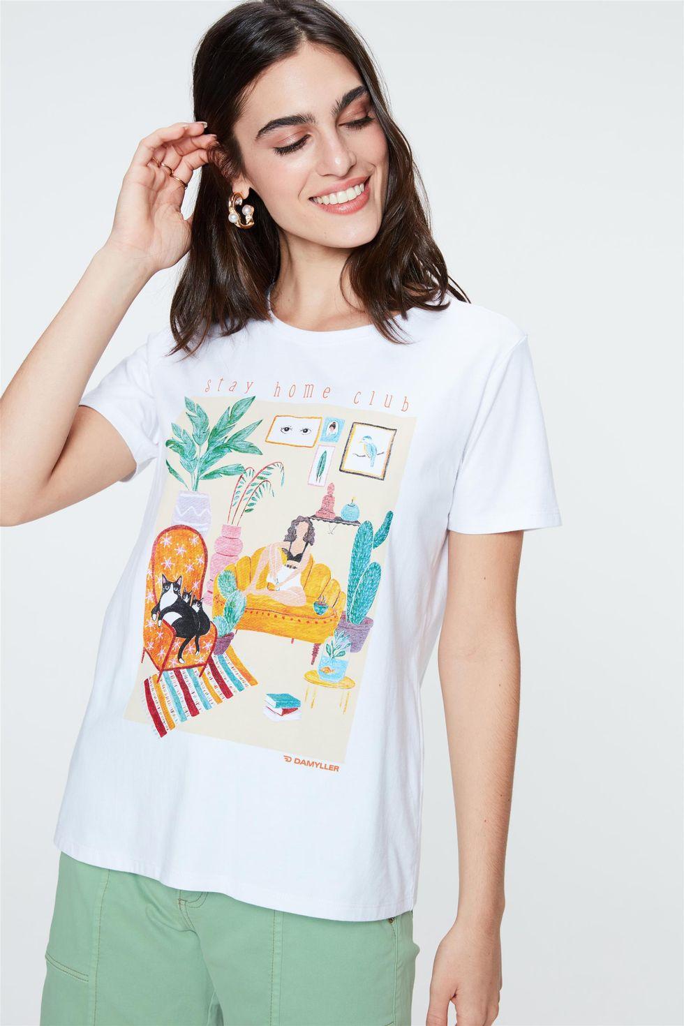Camiseta-com-Estampa-Stay-Home-Club-Frente--