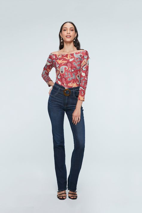 Calca-Jeans-Reta-Cintura-Alta-com-Fivela-Detalhe-1--