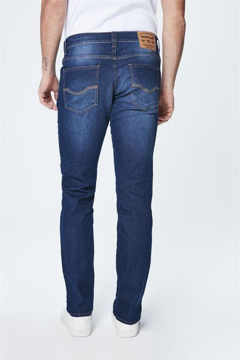 Calca-Jeans-Escuro-Slim-Masculina-Detalhe--