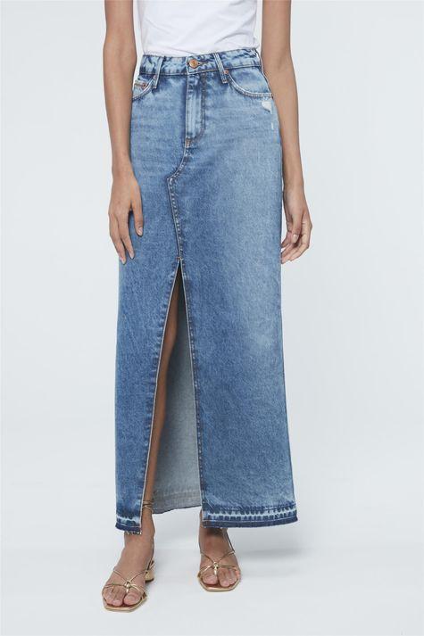 Saia-Jeans-Longa-com-Fenda-Frontal-Frente-1--
