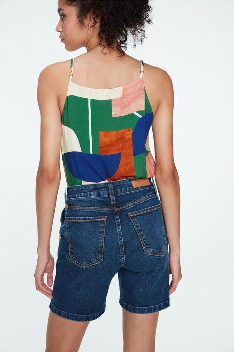 Bermuda-Jeans-Cintura-Alta-com-Pregas-Costas--