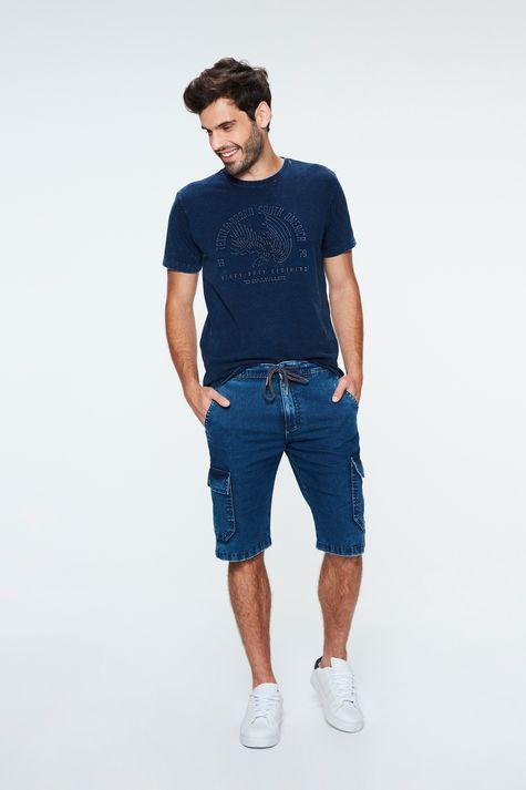 Bermuda-Jeans-Cargo-Masculina-Frente--