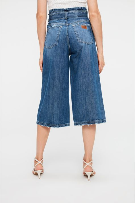 Calca-Jeans-Pantacourt-Cintura-Alta-Costas--