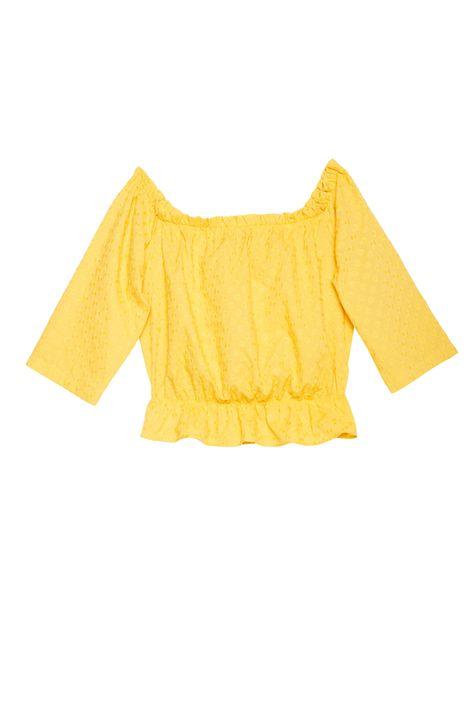 Blusa-Ombro-a-Ombro-de-Laise-Detalhe-Still--