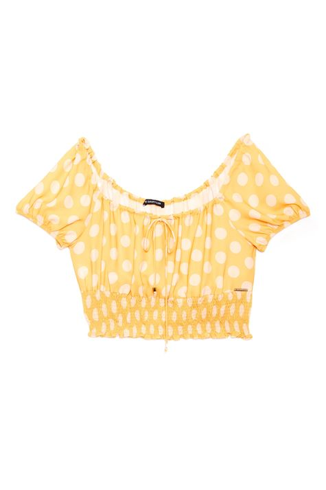 Blusa-Ciganinha-Cropped-Estampa-de-Poa-Detalhe-Still--