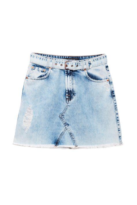 Saia-Jeans-Mini-com-Cinto-Desfiada-Detalhe-Still--