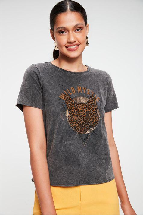 Camiseta-Estonada-Estampa-Wild-Mystic-Frente--