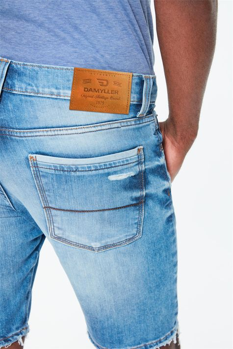 Bermuda-Jeans-Skinny-Rasgada-Masculina-Detalhe-1--