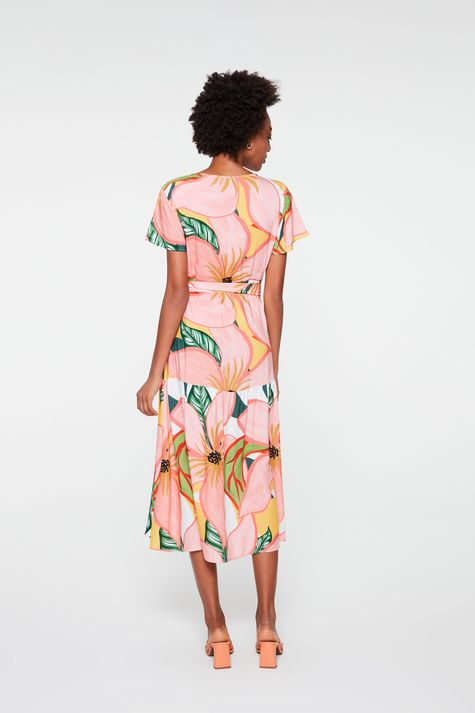 Vestido-Midi-com-Estampa-Floral-Detalhe--
