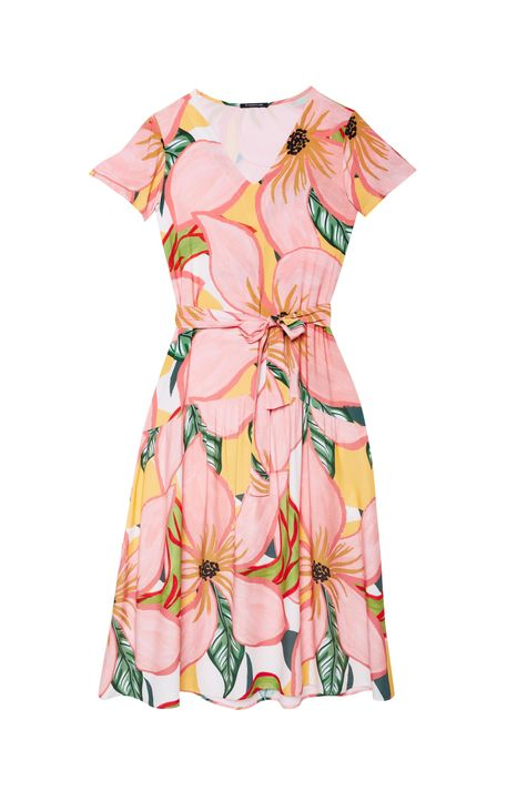Vestido-Midi-com-Estampa-Floral-Detalhe-Still--