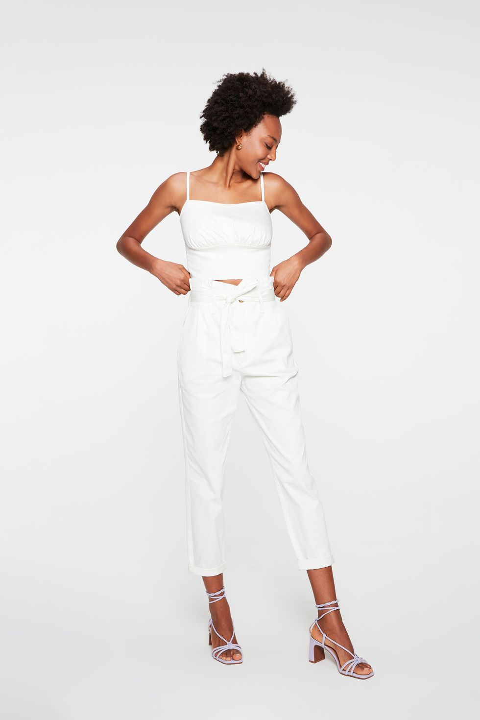 Calca-Clochard-Cropped-Off-White-Frente--