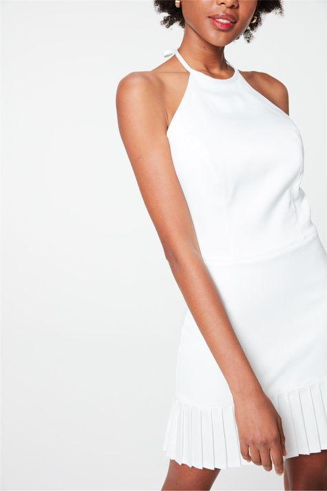 Vestido-Mini-de-Alca-com-Barra-Plissada-Detalhe--