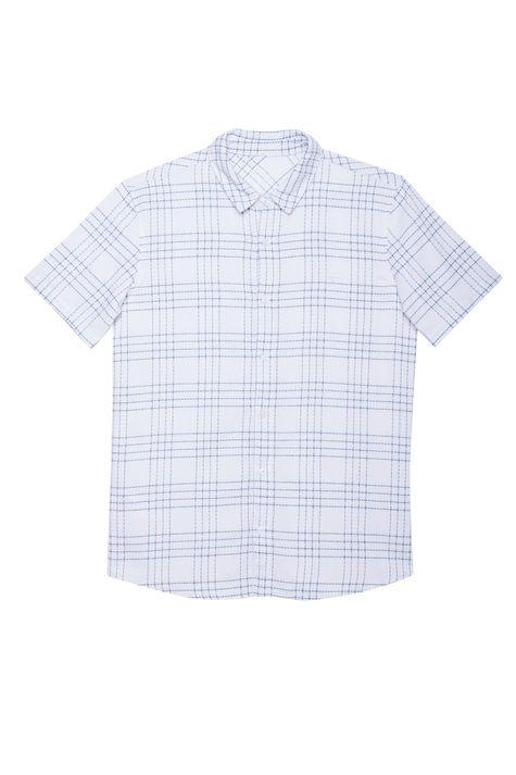 Camisa-de-Manga-Curta-Estampa-Xadrez-Detalhe-Still--
