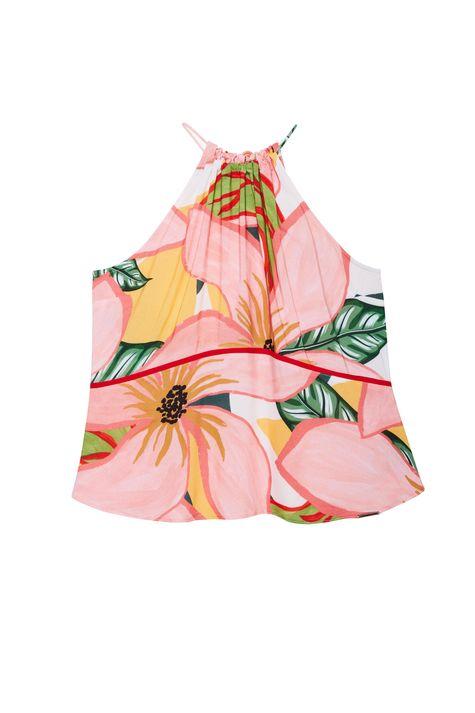 Blusa-de-Alca-Franzida-Estampa-Floral-Detalhe-Still--