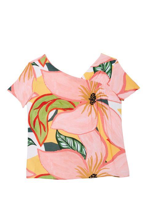 Blusa-Floral-com-Recorte-no-Decote-Detalhe-Still--