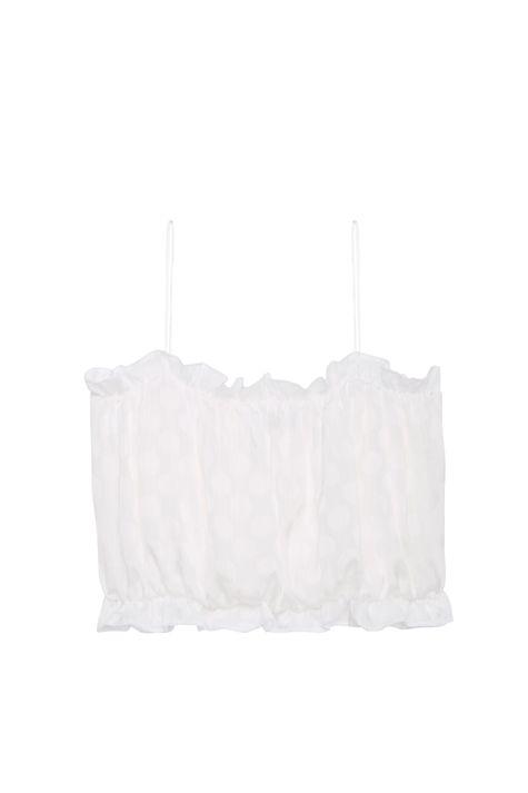 Blusa-Cropped-Franzida-com-Bolinhas-Detalhe-Still--