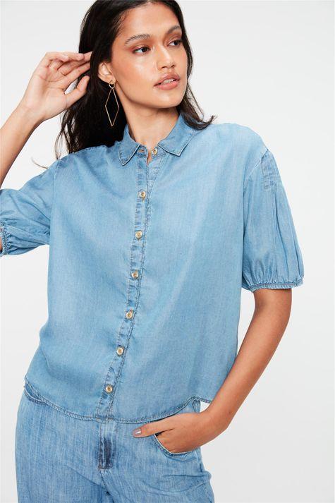 Camisa-Jeans-Manga-Curta-Bufante-Frente--