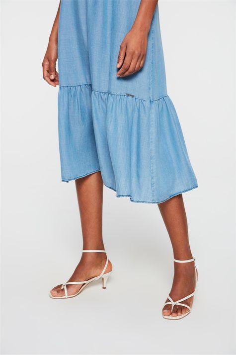 Vestido-Jeans-Midi-Um-Ombro-So-Franzido-Detalhe-1--