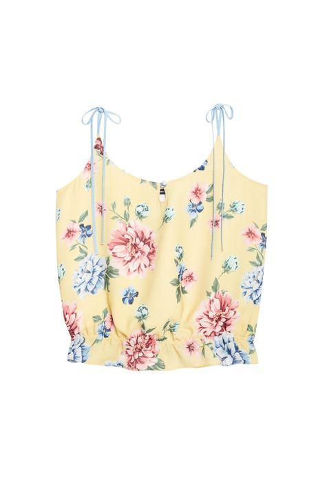 Blusa-de-Alca-Jeans-com-Estampa-Floral-Detalhe-Still--