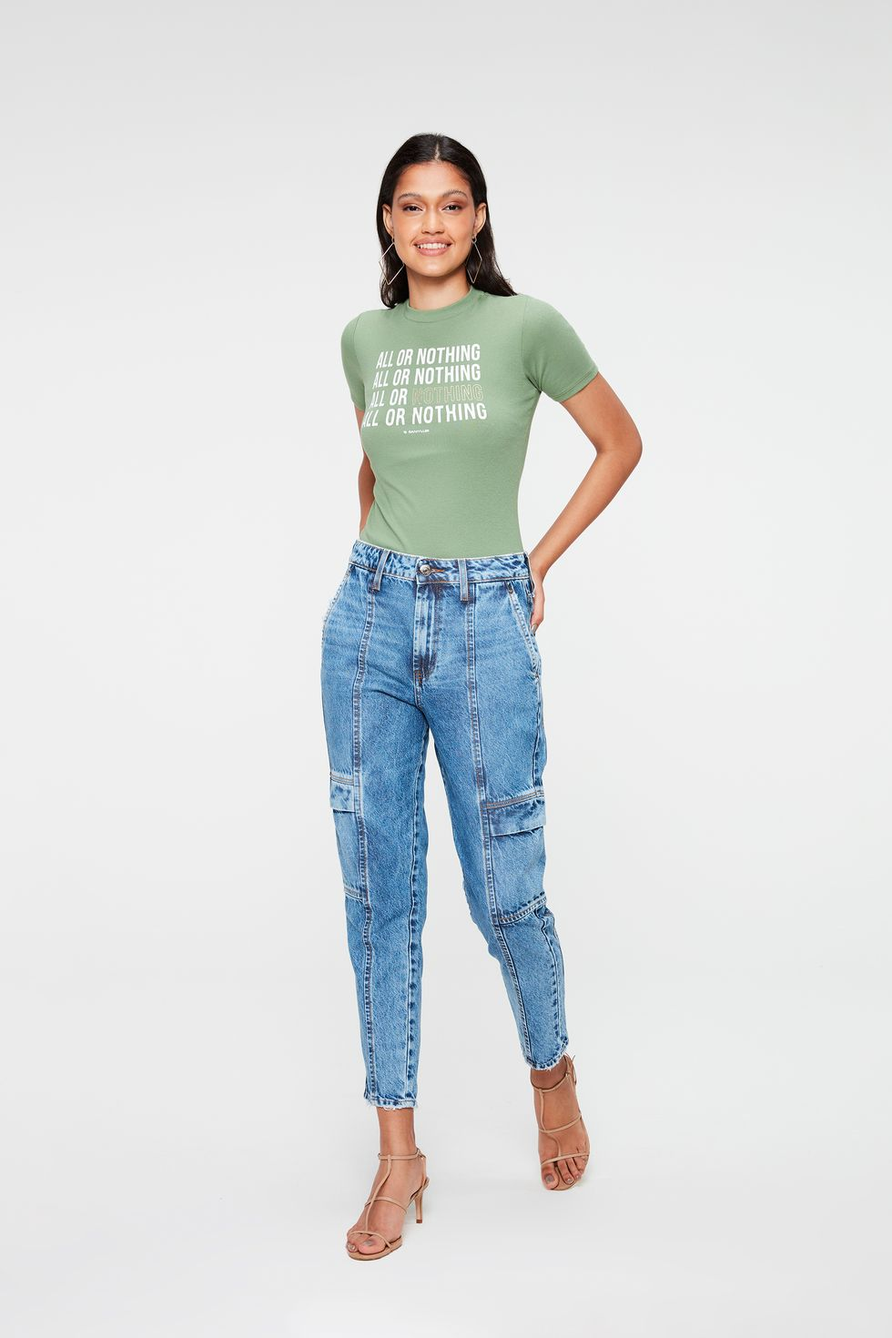 Calca-Jeans-Cargo-Cropped-Cintura-Alta-Frente--