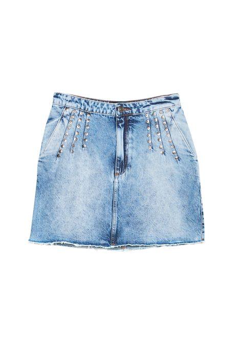 Saia-Jeans-Mini-com-Pregas-e-Rebites-Detalhe-Still--