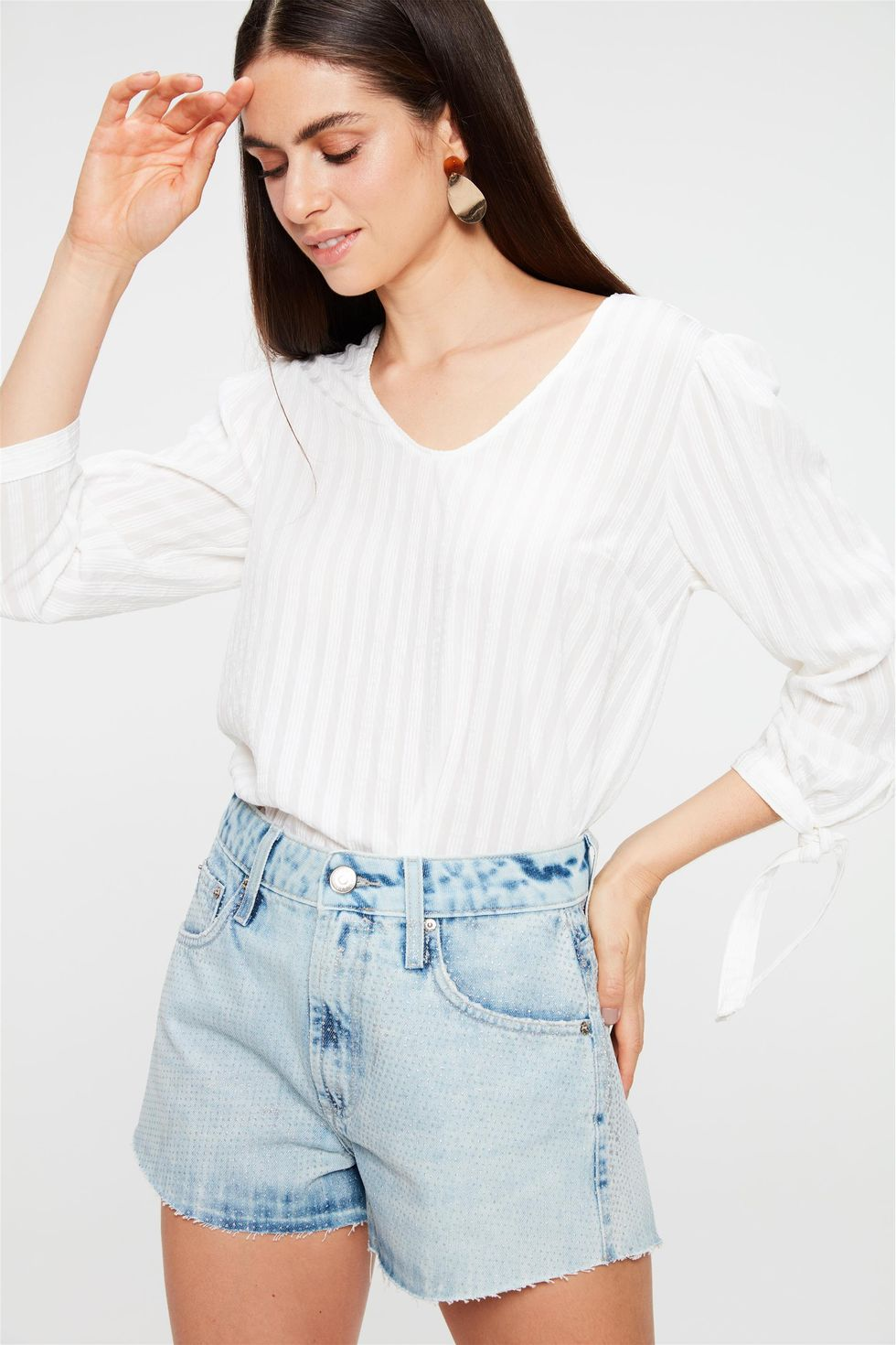 Short-Mom-Jeans-Mini-com-Glitter-Frente--