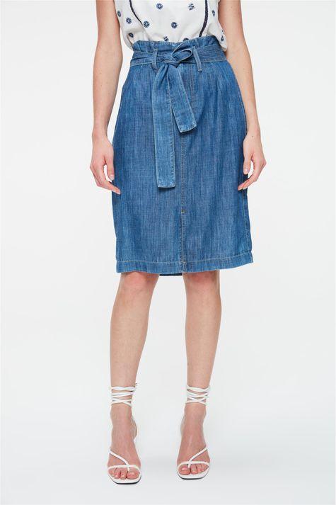 Saia-Jeans-Midi-Clochard-Com-Fenda-Costas--