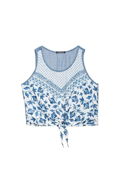 Blusa-sem-Mangas-Jeans-Estampa-Floral-Detalhe-Still--