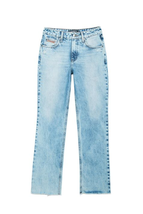 Calca-Jeans-Azul-Claro-Reta-Cintura-Alta-Detalhe-Still--