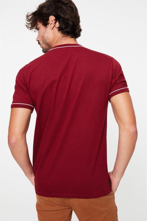 Camiseta-de-Manga-Organica-Masculina-Costas--