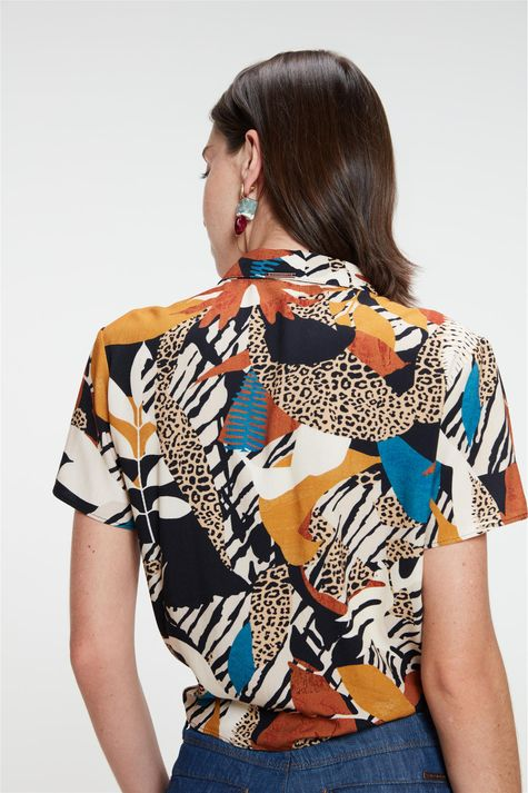 Camisa-com-Estampa-Patch-Animal-Print-Costas--