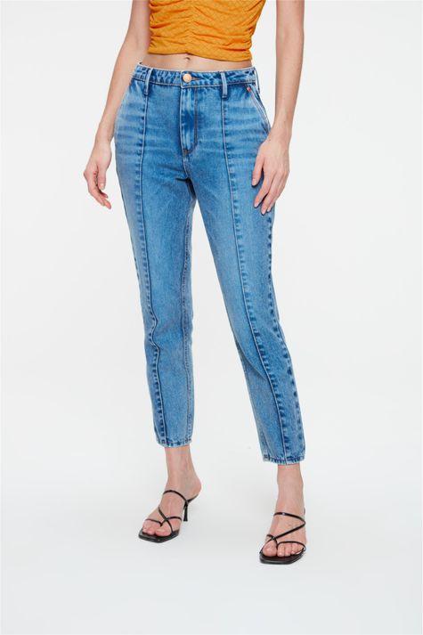 Calca-Jeans-Slim-Cropped-Cintura-Alta-Detalhe--