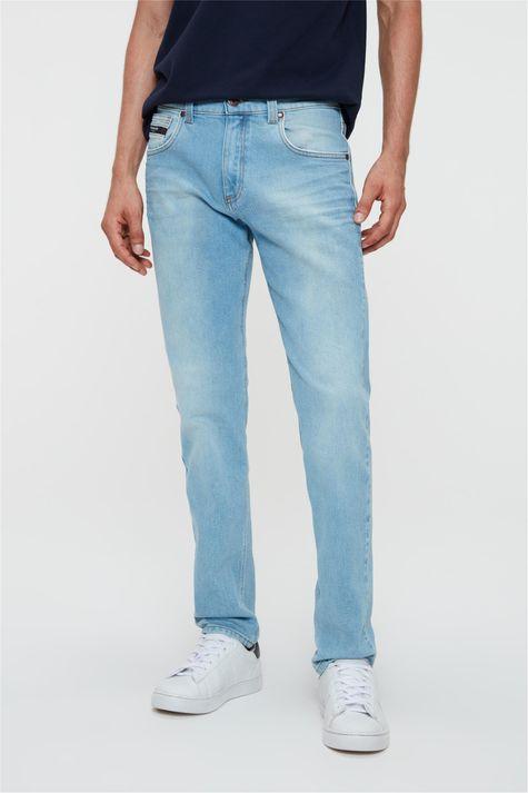 Calca-Jeans-Azul-Claro-Skinny-Masculina-Detalhe--