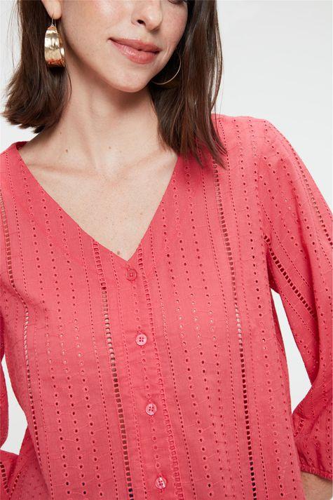 Camisa-de-Laise-com-Mangas-3-4-Detalhe--